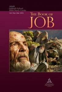 The Book of Job: A Study in Theodicy