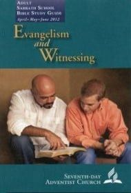 Evangelism and Witnessing Lesson Cover