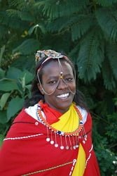 Elizabeth Kimongo courtesy of the General Conference Office of Adventist Mission
