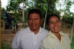 Rober and Roxana Courtesy of the GC office of Adventist Mission