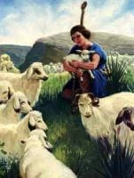Selecting Lamb for Sacrifice