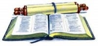 bible book scroll
