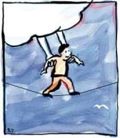 Protection When We Walk the Tightrope