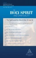 Lesson Notes Holy Spirit