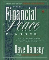 Financial Peace by Dave Ramsey, links to http://amzn.to/2mwN71w