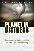 Planet in Distress book by Scott Christiansen links to http://amzn.to/2HEnfdo