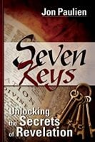 Seven Keys to Unlocking the Secrets of Revelation book by Jon Paulien links to http://amzn.to/2FYG65q