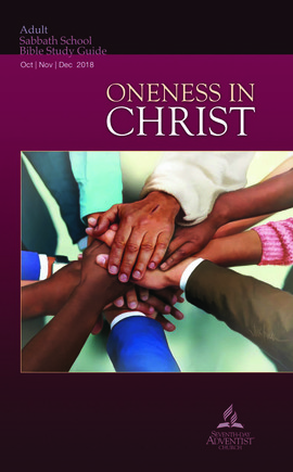 Oneness in Christ Lesson Cover