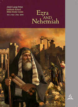 Ezra and Nehemiah cover