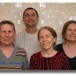 Kalujnikovy family