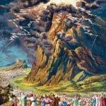 Israel Assembled at Mt Sinai