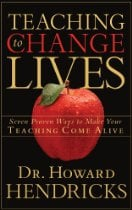 Learn from a professional teacher how to teach to change lives.