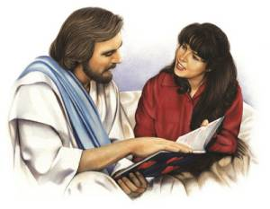 Studying the Word With Jesus