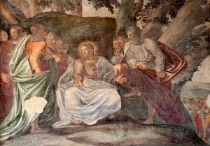 Jesus & Apostles