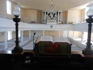 New England Churches 100