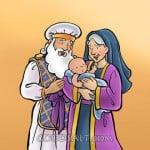 Zecharia's New Son