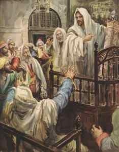 "Sunday: ""As His Custom Was""   Sabbath School Net"