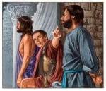 Jesus or Barabbas?