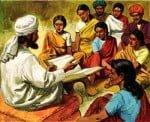 People at Prayer – Hindu