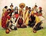 Children of Many Nations