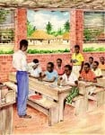 School in Africa