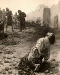 The First Christian Martyr