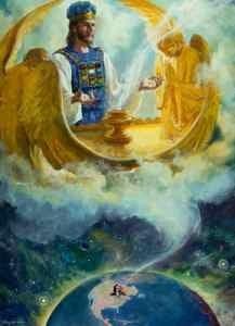 Heavenly Priest
