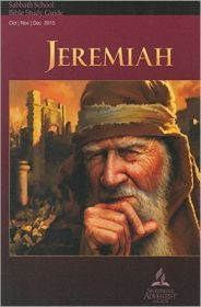Jeremiah lesson cover