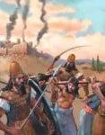 Jerusalem Besieged by Babylon