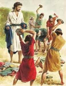 Wednesday The Stoning Of Stephen Sabbath School Net