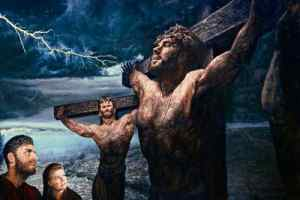 It Is Finished- Crucifixion of Jesus