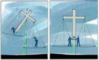 The Cross As a Balance
