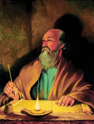 Sunday Paul – the Letter Writer