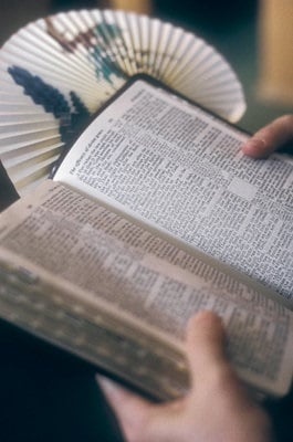 Studying Scripture