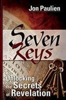 Seven Keys to Unlocking the Secrets of Revelation book by Jon Paulien links to http://amzn.to/2FYG65q