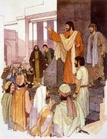 Preaching of Jesus