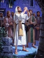 Jesus Prays for All Believers