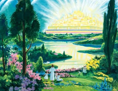 """Wednesday: """"A New Heaven and a New Earth"""" 