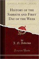 JN Andrews, History of the Sabbath, Paperback