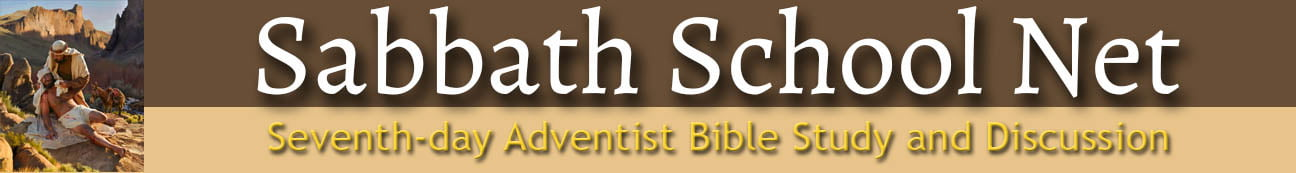 Seventh-day Adventist Adult Bible Study Guides | Sabbath