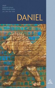 Quarterly Cover, Daniel