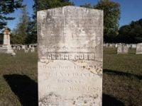 George Cobb Tombstone