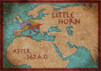 Little Horn, Mosaic Map