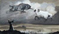 Ram and Goat - Daniel's Vision