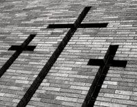 The Shadow of Three Crosses