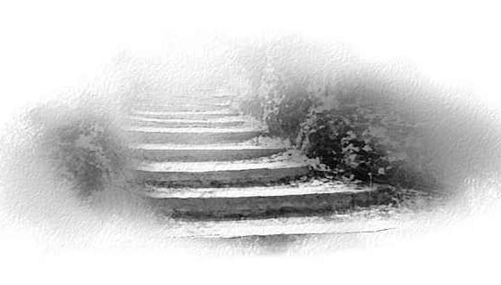 Stairs Leading to Light