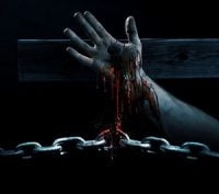 Crucified! Blood, Breaking Chain
