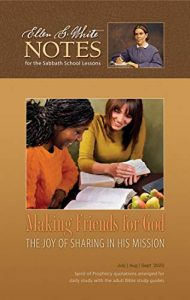Making Friends for God, Ellen White Notes