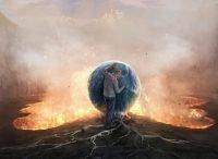 Fire Threatens World