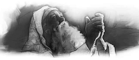 Patriarch Praying
